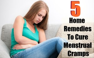 5 Home Remedies To Cure Menstrual Cramps
