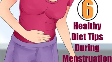 6 Healthy Diet Tips During Menstruation