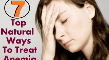 7 Best Natural Ways To Treat Anemia