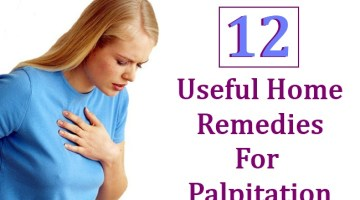 12 Useful Home Remedies For Palpitation