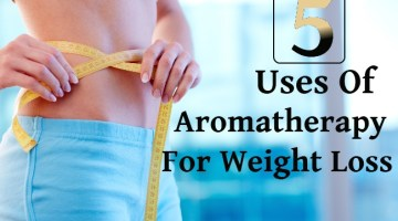 5 Amazing Uses Of Aromatherapy For Weight Loss