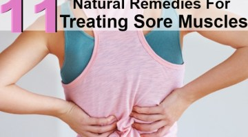 11 Best Natural Remedies For Treating Sore Muscles