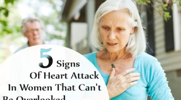 Signs Of Heart Attack In Women That Can't Be Overlooked