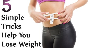 simple tricks to help lose weight