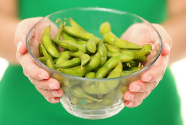 Eat Soybeans To Get Relief