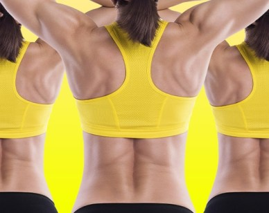 Top 5 Ways To Eliminate Back Fat