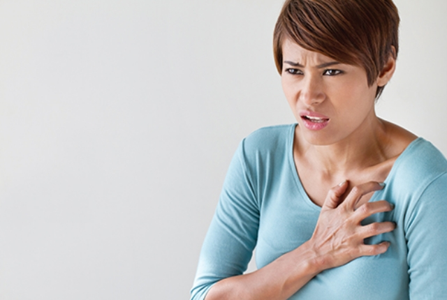 Pain In The Chest And Shoulders