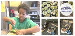 Cooking With Kids: Easy Homemade Sushi Roll Recipe #QualifirstFoods