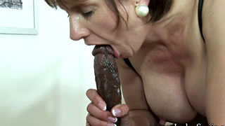 Pounded To Orgasm In Thigh-High Leather Boots