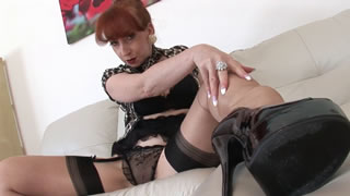 Wank Therapy With Red