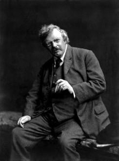 Conversión del Famoso Escritor Ingles Gilbert K. Chesterton