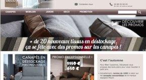Code promo Decostock réduction soldes 2015
