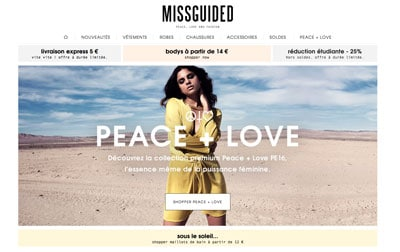 promo missguided