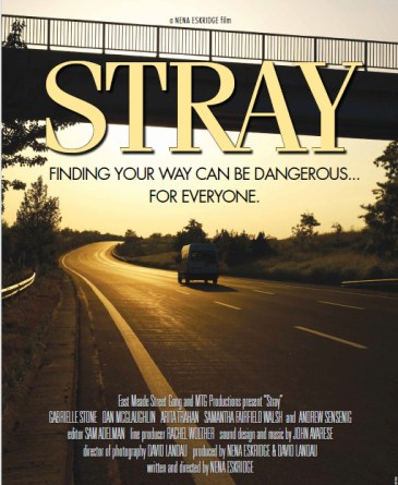 STRAY POSTER SCREENSHOT