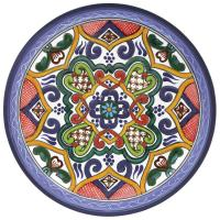 Talavera Dinnerware Collection - Dinnerware Pattern 83 ...