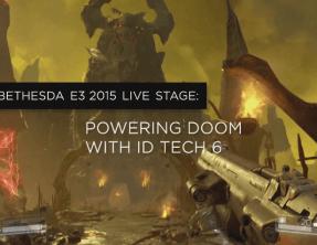 Detalles del nuevo DOOM con el id Tech 6