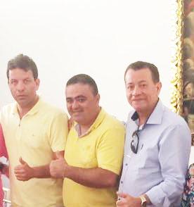 André Valadares e Cristiano Viana confirmados em Simão Dias