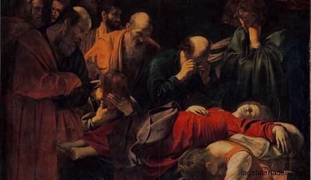 Caravaggio - Breve critica comparata ascoltando Berenson, Longhi e Sgarbi - Seconda parte