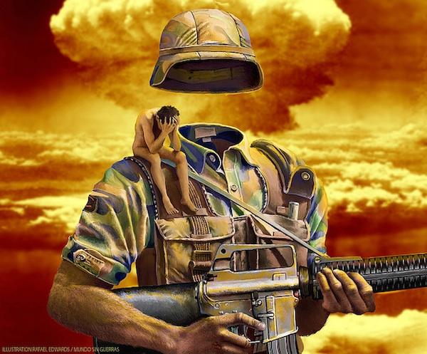 Discorso non retorico sulla Guerra