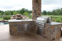 Houston Backyard Living | Katy Outdoor Kitchens The ...