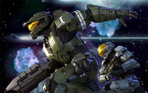 Halo Wallpaper Hd Primer Trailer De Halo Legends El Anime De Halo Comic