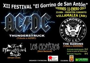 Festival el Gorrino de San Antón - Villamalea