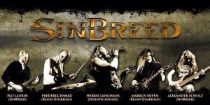 sinbreed gineta rock