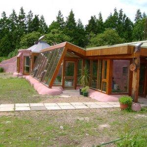 La Primera Casa Autosostenible en Argentina