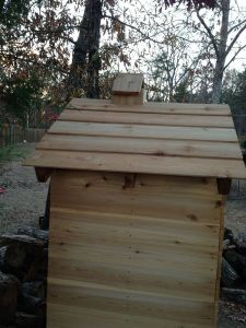 Cedar-smokehouse-construction-11
