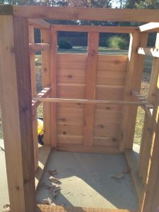 Cedar-smokehouse-construction-4