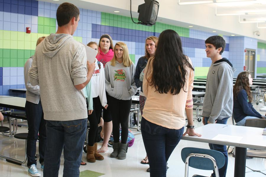 Students gather for Best Buddies call out meeting Lake Central News - best buddies organization
