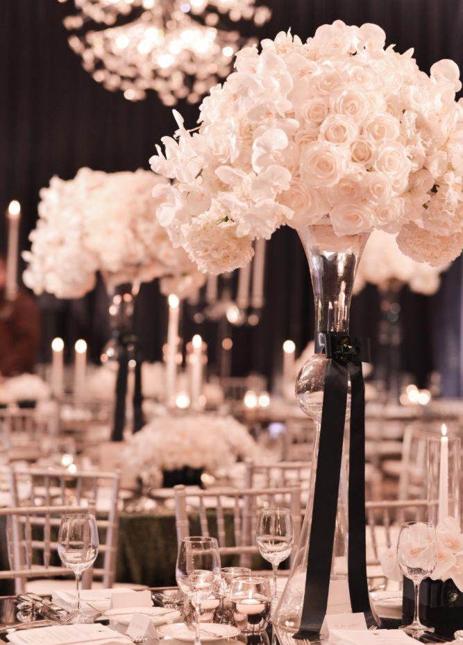 Stunning Black And White Wedding Themes Photos - Styles  Ideas 2018