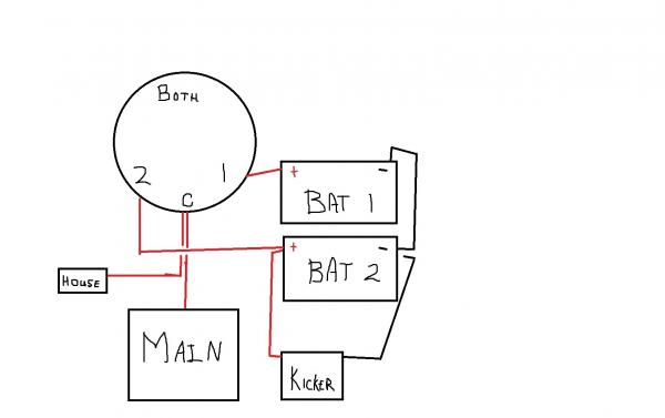 battery selector switch wiring diagram