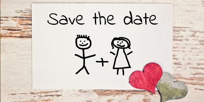 Save the Date Cardsa Wedding Planning Nightmare?!