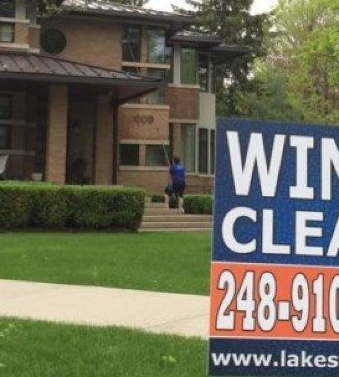 Bloomfield Hills best window cleaning and power washing - Lake State