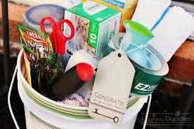 THE MOVING-DAY SURVIVAL KIT LIFESAVING ITEMS AND NICETIES
