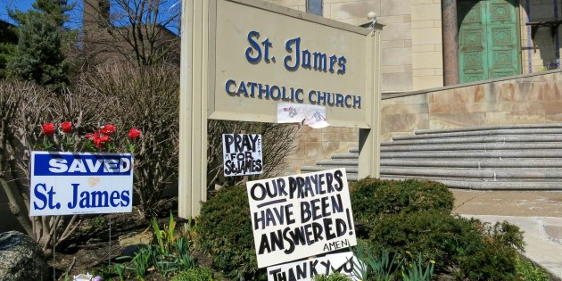 St. James to Reopen – Lakewood, OH Patch