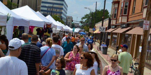 Patch Video: Lakewood Arts Festival is 35 of Years of Tradition