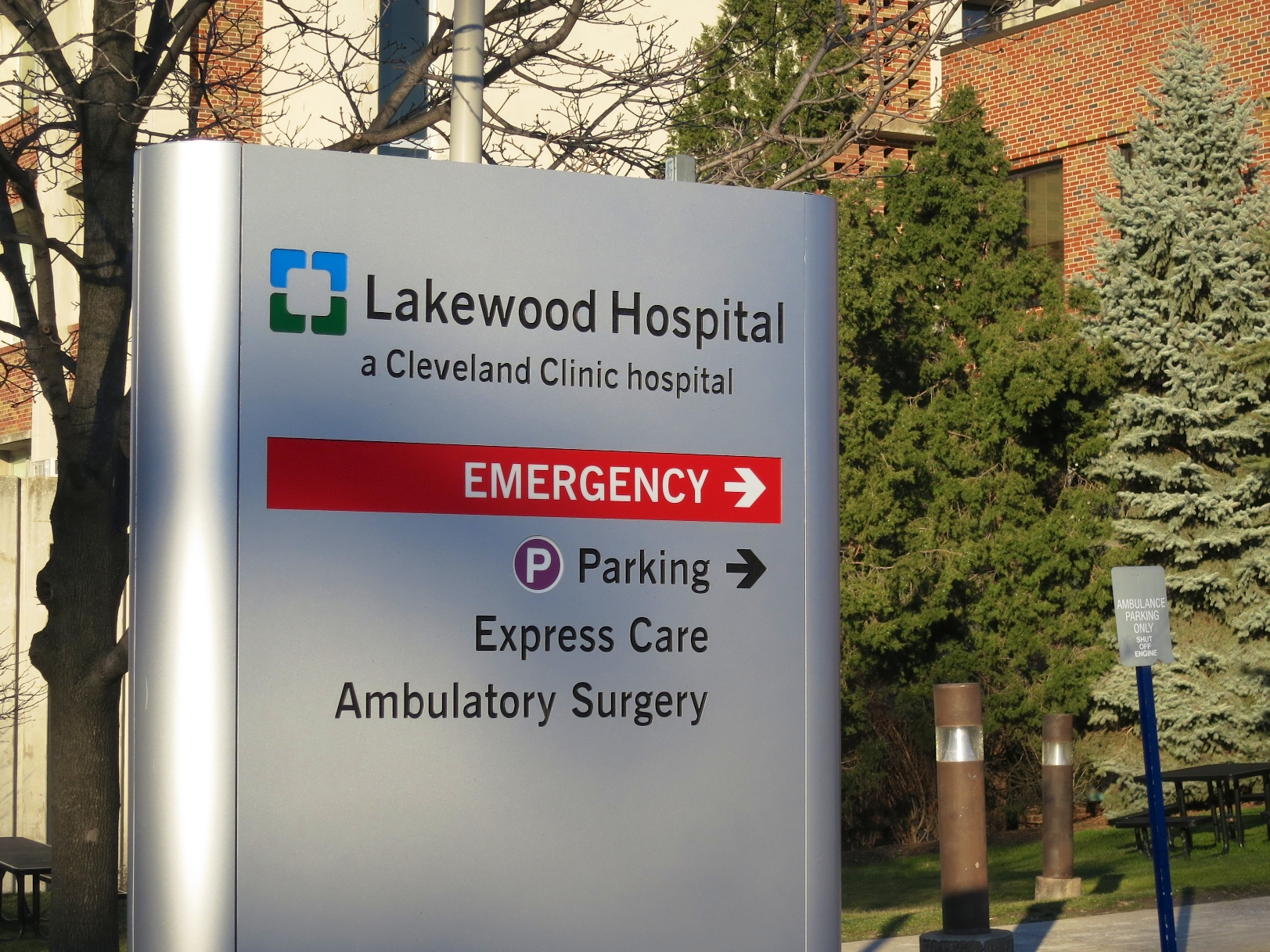 Lakewood Hospital - Lakewood, Ohio