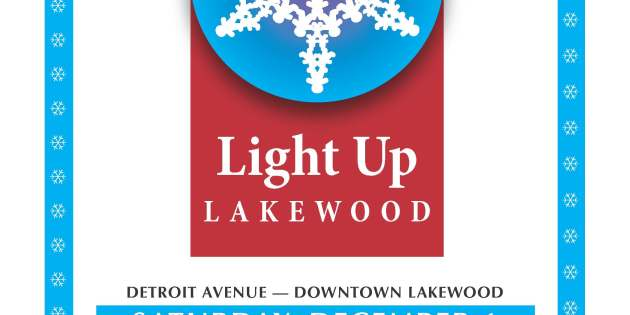 Lakewood is 'Lighting Up' on December 1st