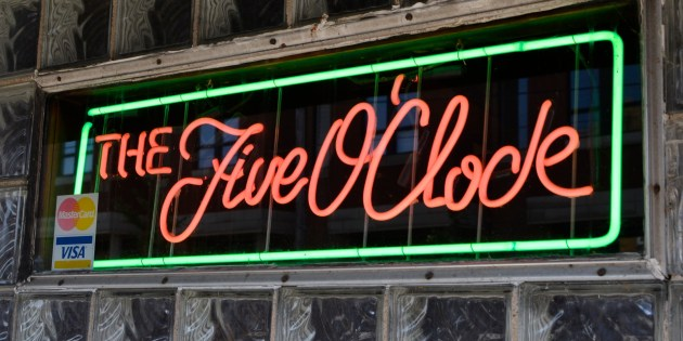 Five O'Clock Lounge to Host Benefit for Vendors of The West Side Market