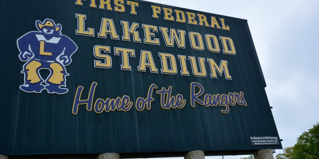 2015 Lakewood Rangers Varsity Football Schedule