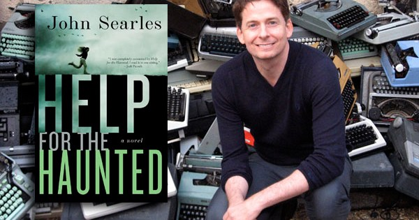John Searles, Author of 'Help for the Haunted' to Visit Vosh