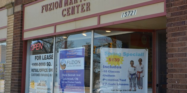 Fuzion Martial Arts Center Grand Opening Slated for July 12th