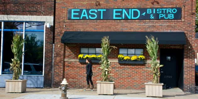East End Bistro & Pub (Former Shamrock Tavern) Opens in Birdtown