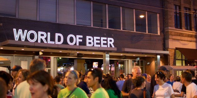 World of Beer in Lakewood Closes