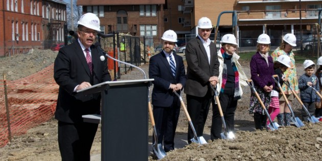 Grant Elementary Breaks Ground, Roosevelt Is Next