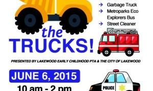 Meet The Trucks On June 6th at Lakewood Park