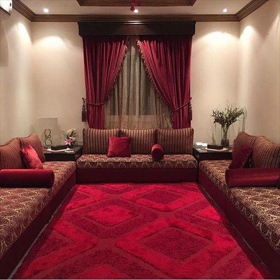 Salon marocain 2018 #Expert #decorator #decoration #Salon