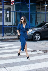 aimee_song_of_style_denim_dress_chloe_hudson_bag_prada_mules